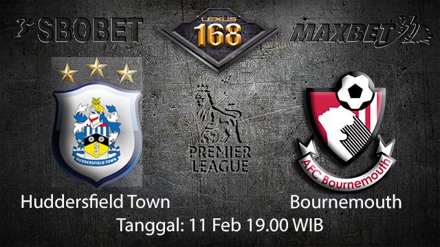 PREDIKSIBOLA - PREDIKSI TARUHAN BOLA HUDDERSFIELD TOWN VS BOURNEMOUTH 11 FEBRUARI 2018 ( ENGLISH PREMIER LEAGUE )
