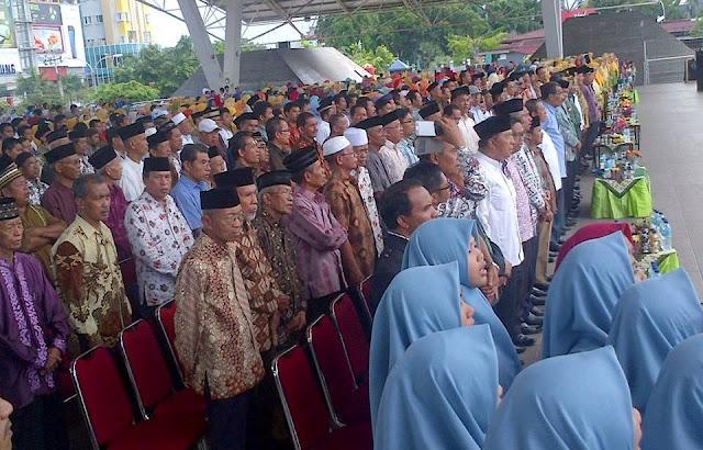 Milad Muhammadiyah Makassar Lampaui Milad Sulsel