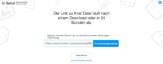 Mozilla Firefox for filesharer For file sharing encrypted