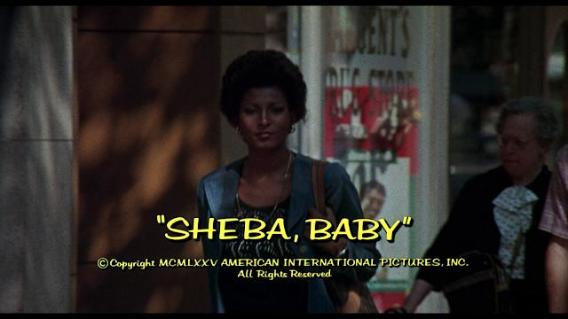 Sheba, Baby Pam Grier