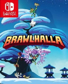 Brawlhalla [Nintendo Switch] Oyun İndir [Google Drive-Mega]