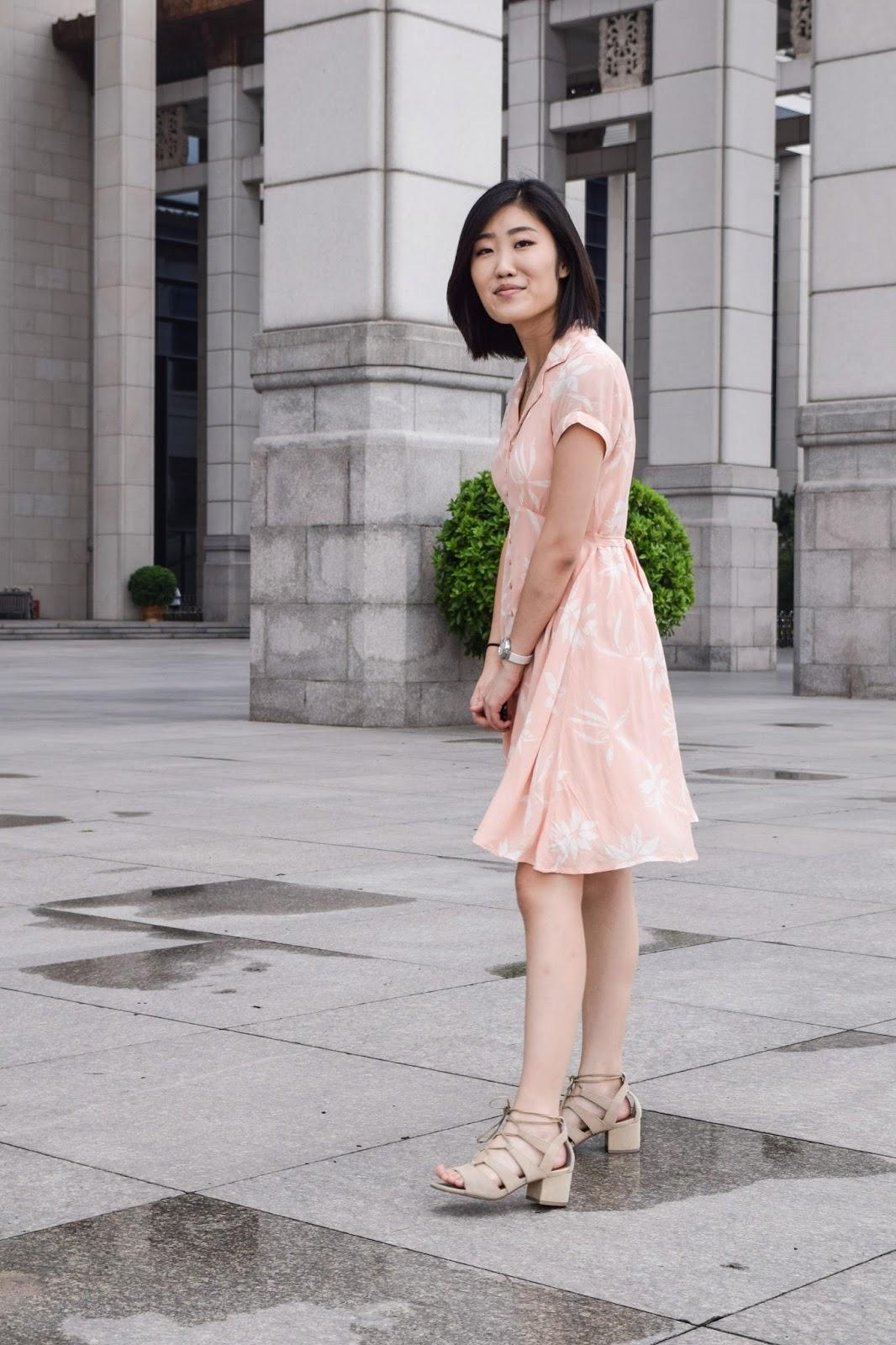 Vero Moda Floral Dress