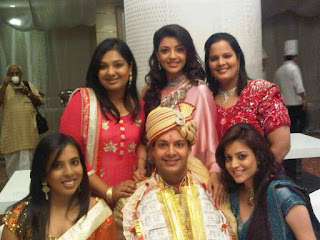 Nisha Agarwal Marriage Pics