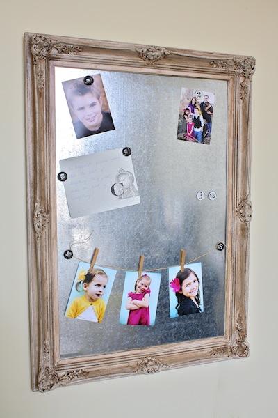 Magnetic Memo Board All Things Beautiful