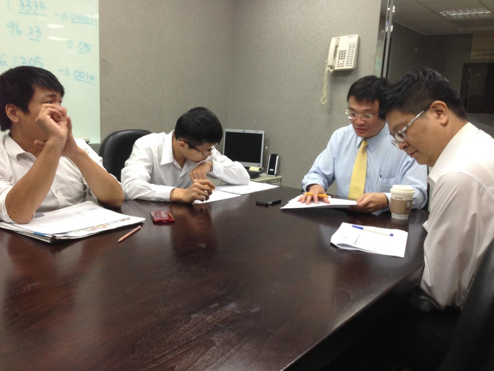 揭開金融業的神秘面紗-日盛銀行實習心得 - 研發處就業實習平臺 - 南華大學知識社群系統