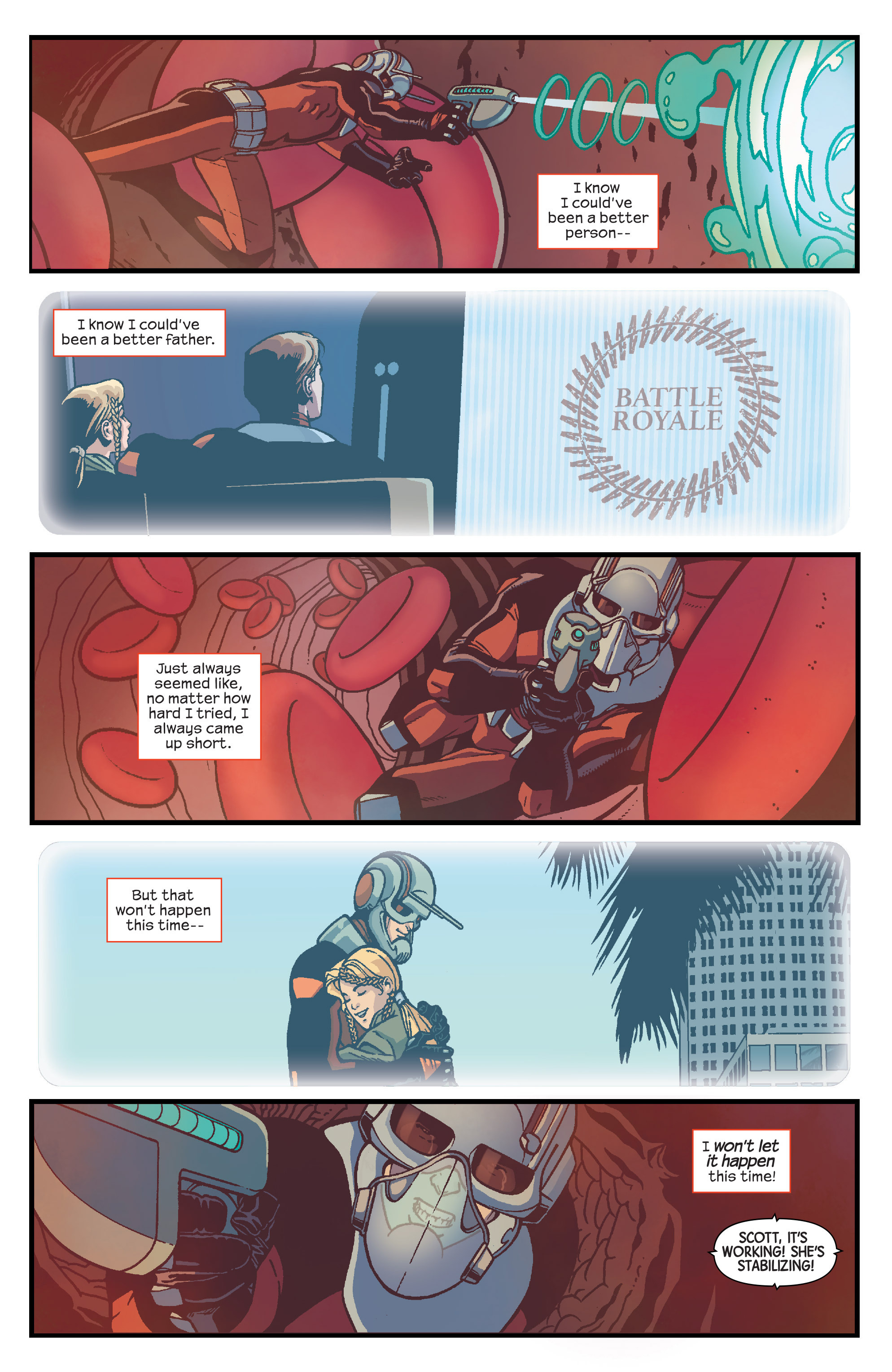 Read online Ant-Man comic -  Issue #5 - 18