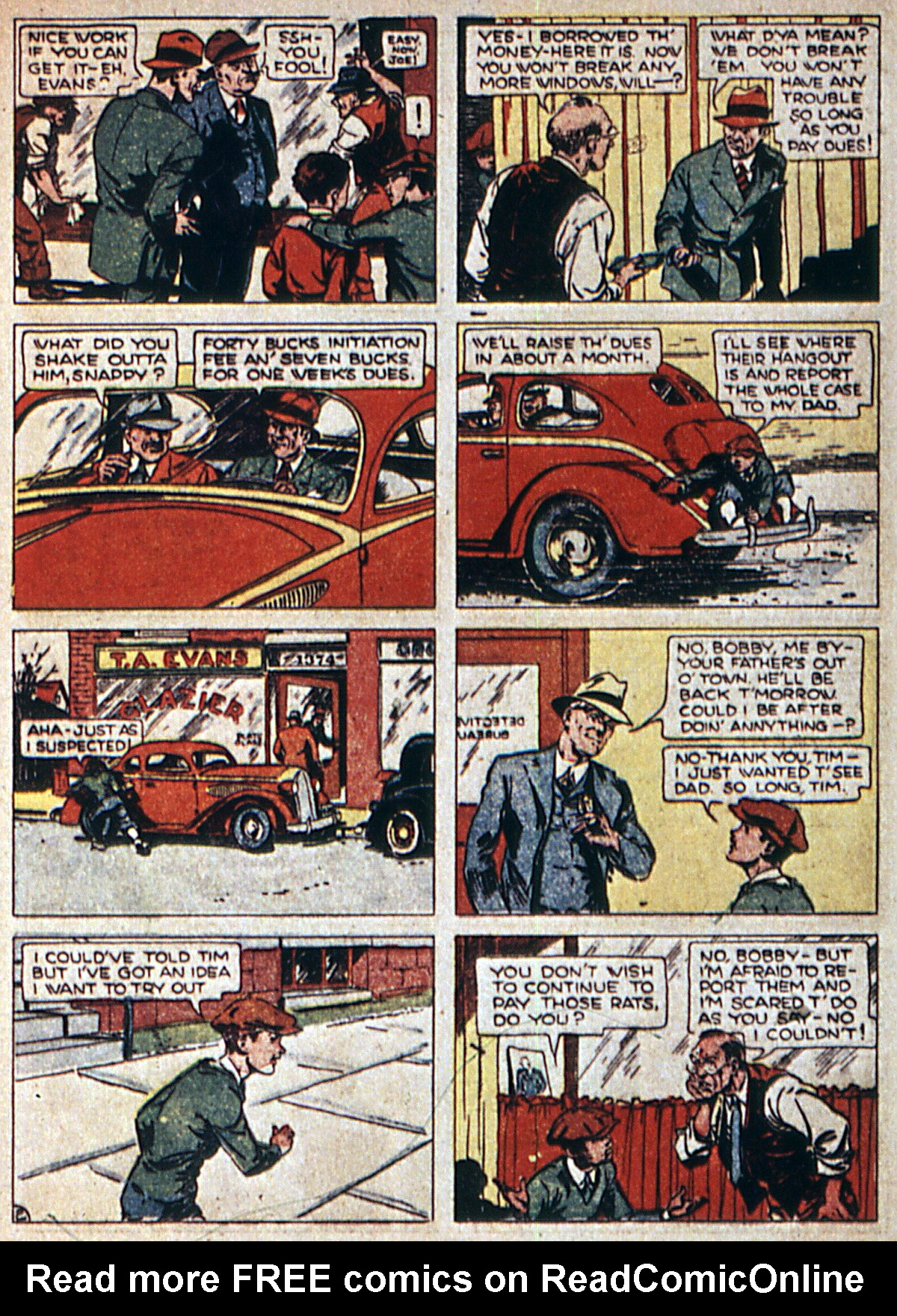 Read online Action Comics (1938) comic -  Issue #4 - 56