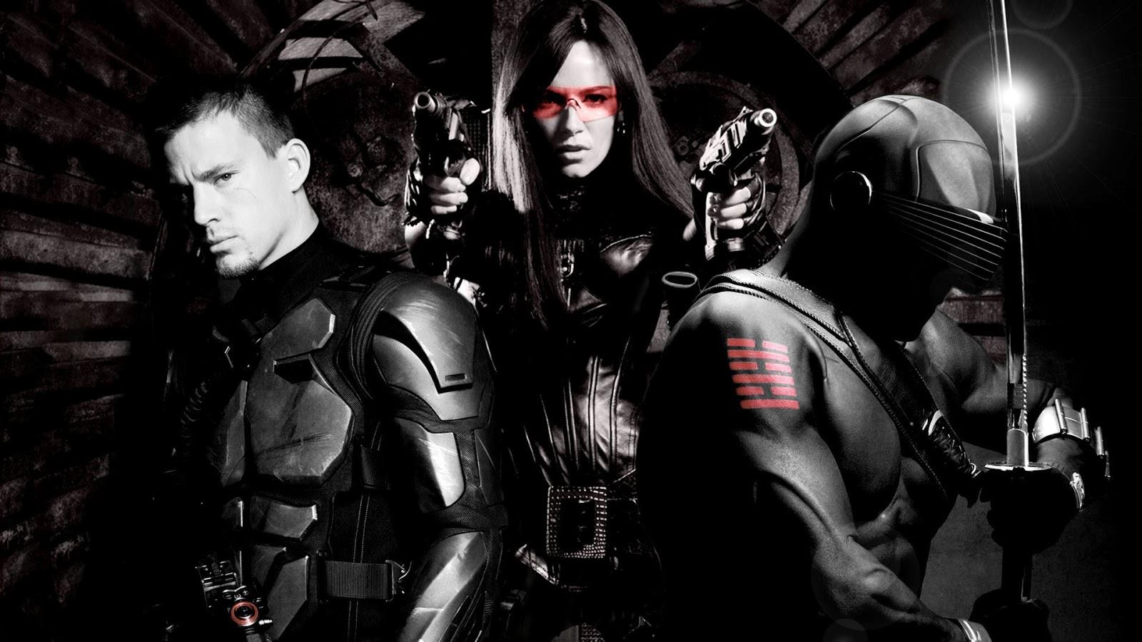 G.I. Joe: El origen de cobra (HD 720P y español Latino 2008) poster box code