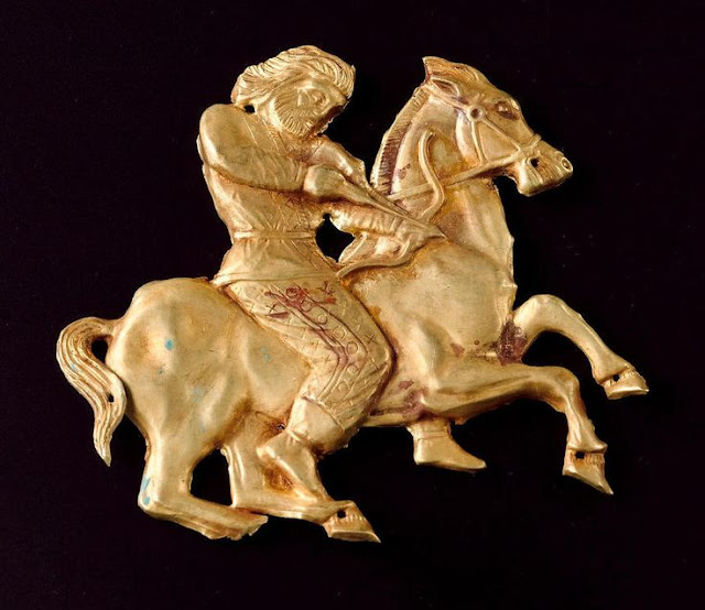 Where did the Scythians come from?