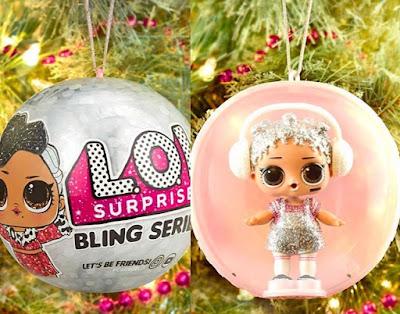 Коллекция кукол L.O.L. Bling Series