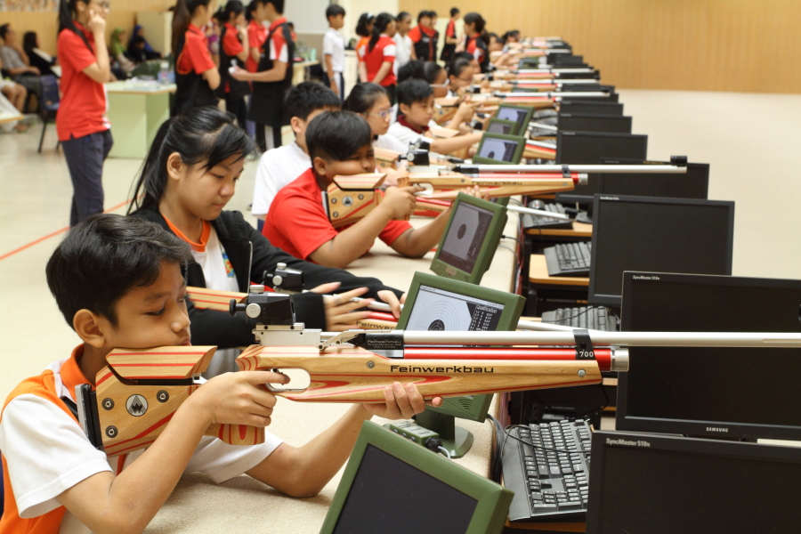Targeting Excellence, Realising Dreams : Rifle And Pistol