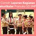 Contoh Laporan Kegiatan Ekstrakurikuler Pramuka SD SMP SMA