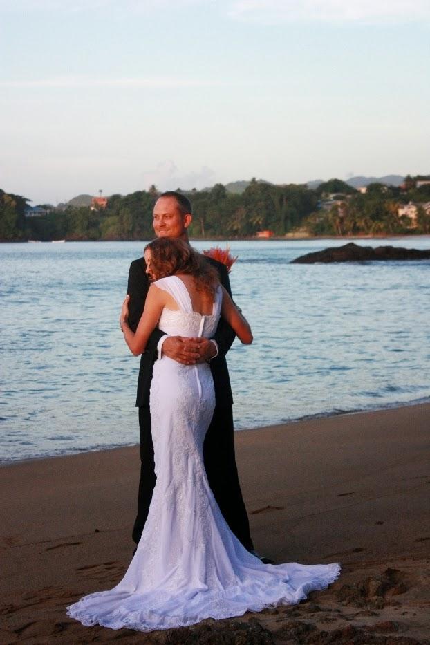 photo de mariage romantique pour deux forfaits mariage