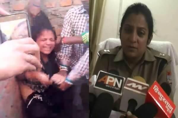 काशीपुर में इंसानियत हुई शर्मशार, देखें शैतानों की छेड़छाड़ करते हुए LIVE VIDEO