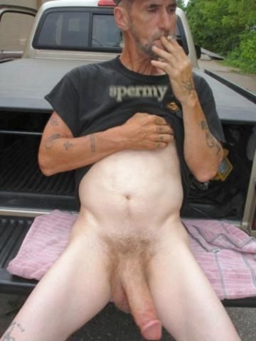 Big dick old man porn
