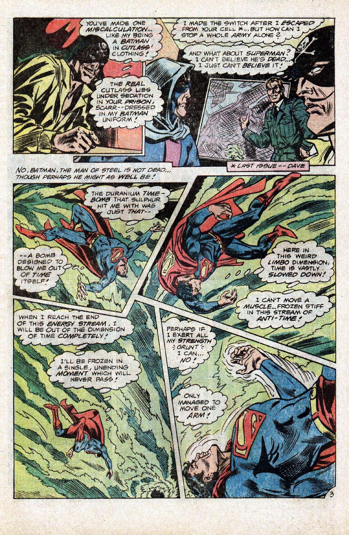 Read online World's Finest Comics comic -  Issue #281 - 4