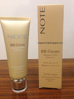 NOTE- BB Cream