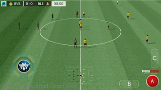 FTS Mod PES 2018 By Ocky Ry Android
