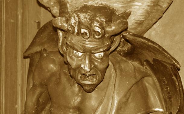Rennes-le-Château Diable