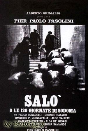 Salo, O Los 120 Dias De Sodoma [DVD-Rip] [Italiano Subtitulado] [MEGA]