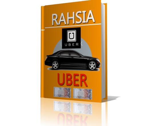 Panduan Buat Duit Dengan Uber Tanpa Bawa Kereta