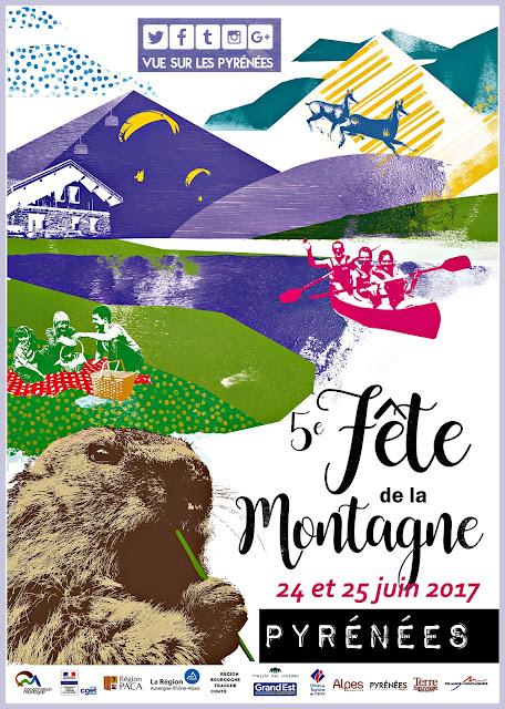 Fête de la montagne Pyrénées 2017