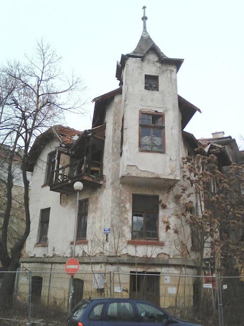 The Addams Family, House, Yambol,