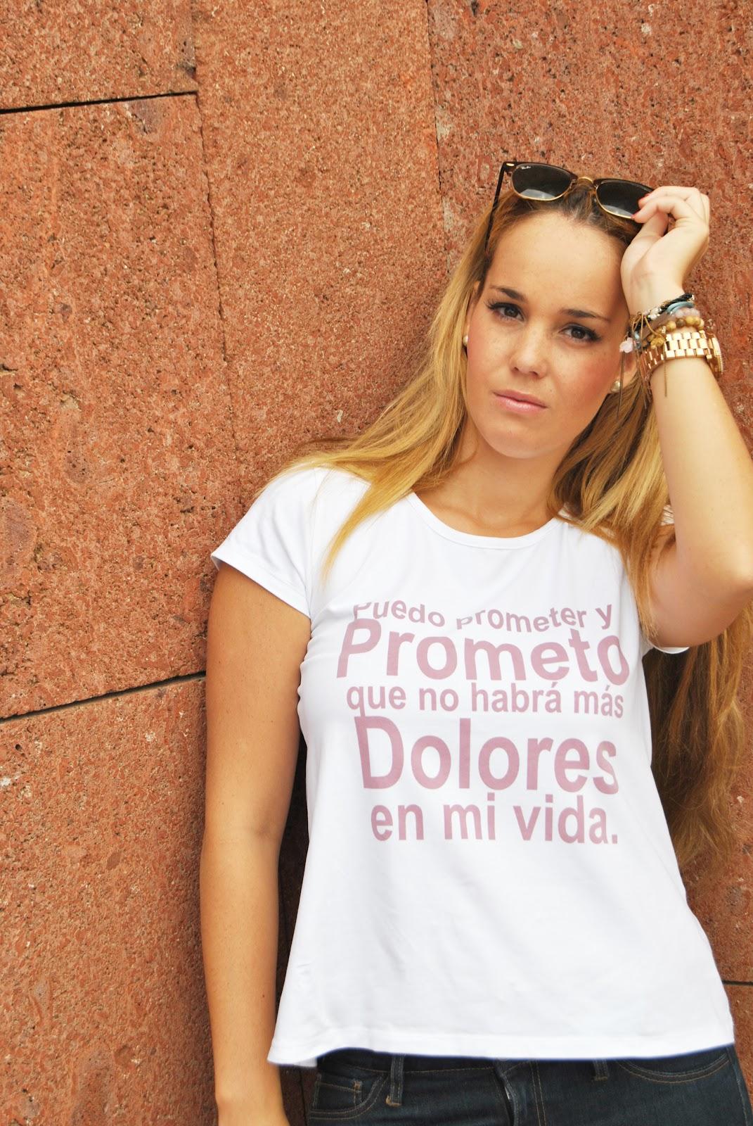 nery hdez, dolores promesas, camisa con mensaje, sport look