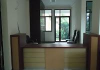 Desain Interior Ruang Lobi Kantor di Semarang