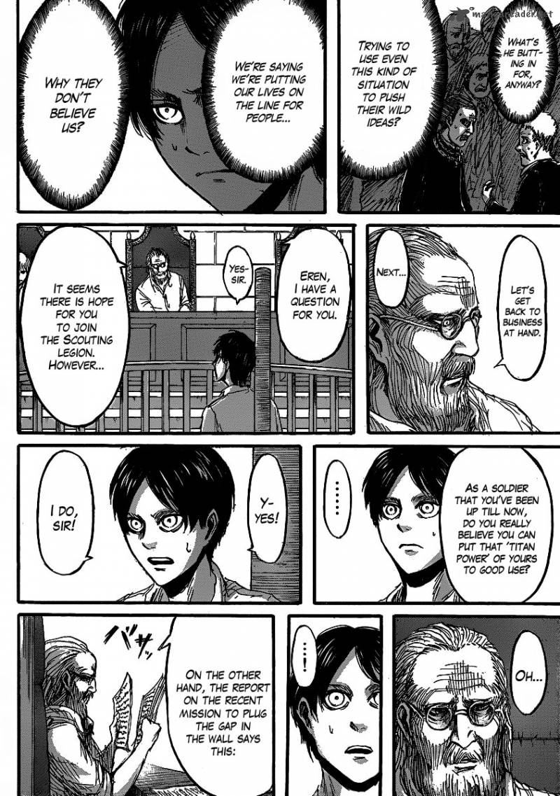 Shingeki no Kyojin Ch 16
