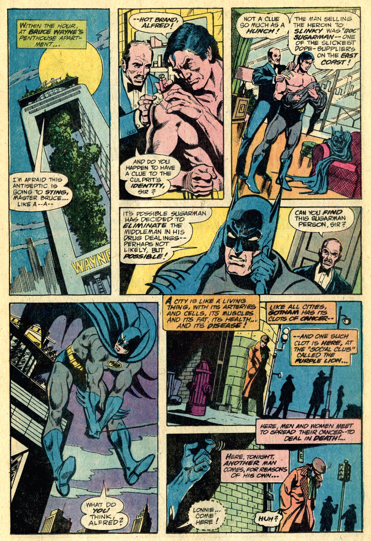 Detective Comics (1937) 463 Page 8