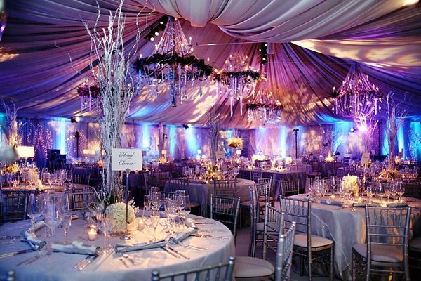 Purple Ideas For Weddings: Bride-In-Dream: Romantic Purple Theme Wedding