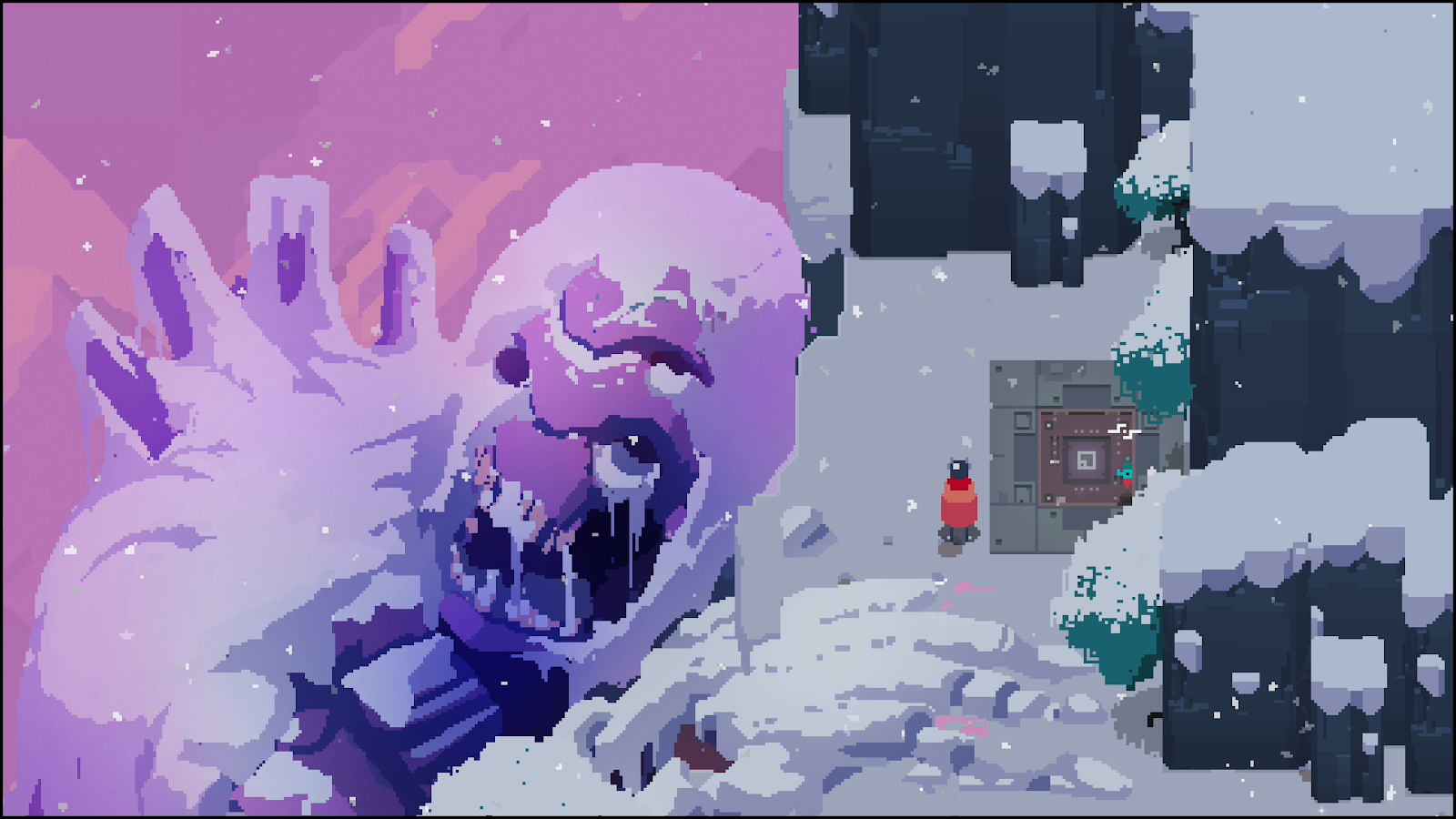 Nindie Spotlight Review Hyper Light Drifter Nintendo Switch Eshop