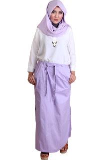 Gambar Rocella Rok Celana Rania Lavender