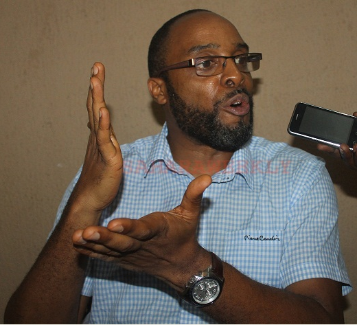 Actor Kalu Ikeagwu Narrates How He Was Handcuffed And