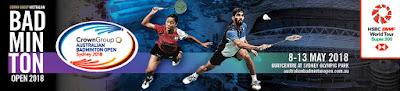 Hasil Badminton Australia Open 2018