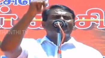 TN Elections 2016 : Seeman's Election Campaign Speech at Tiruchendur – Thanthi TV