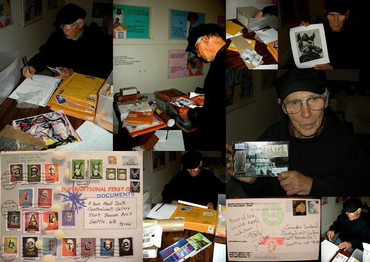 Herb Doing An Inventory of Submissions 10.13.2011