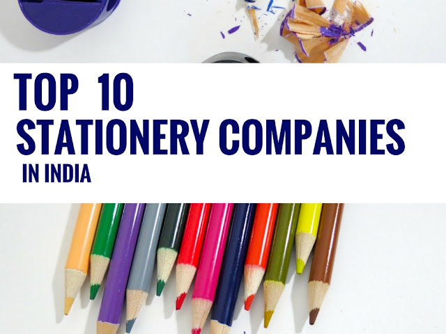 Best stationery Companies india
