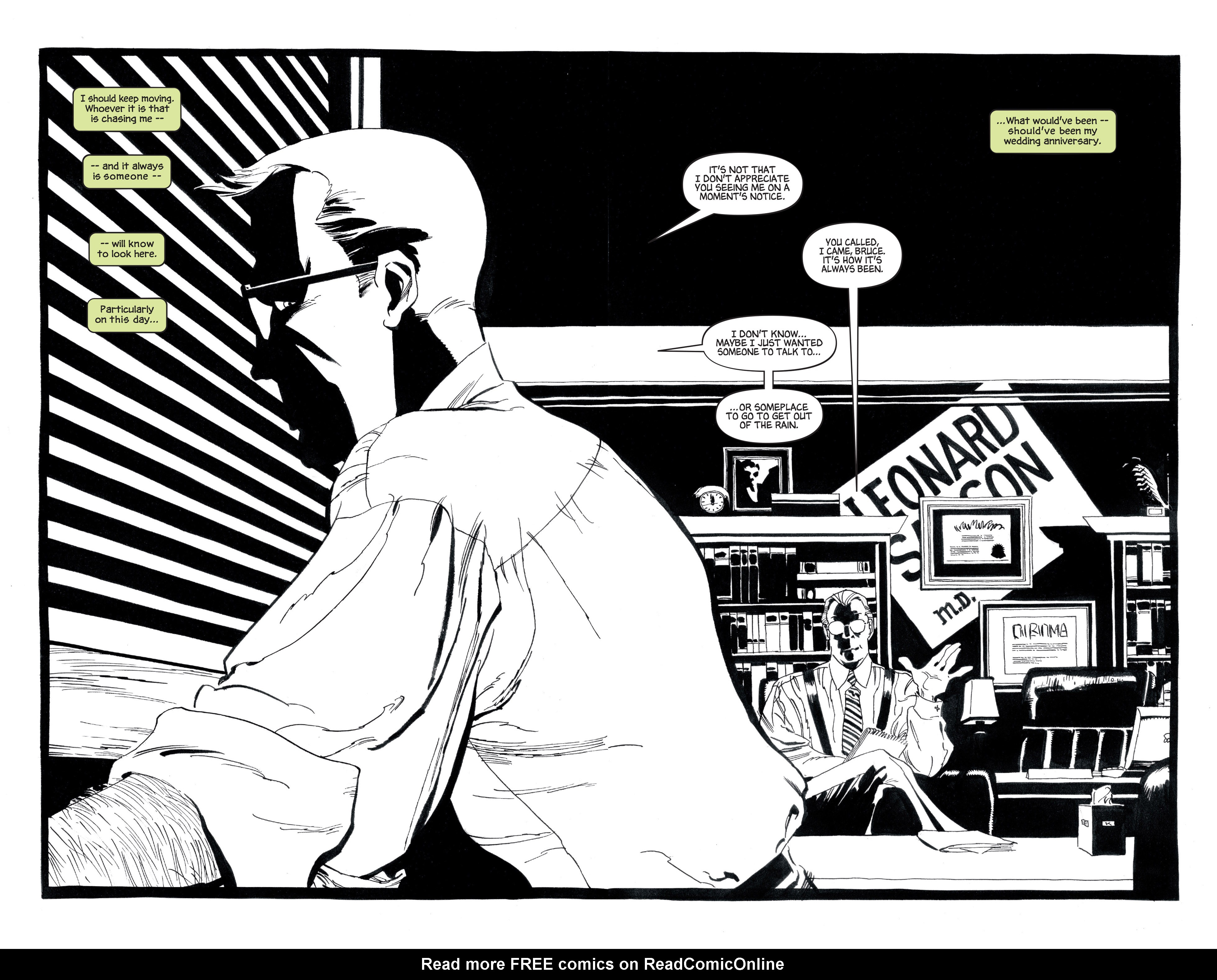 Read online Hulk: Gray comic -  Issue #1 - 4