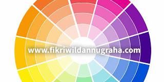 Rumus Perpaduan dan Kombinasi Warna - Color Harmonies