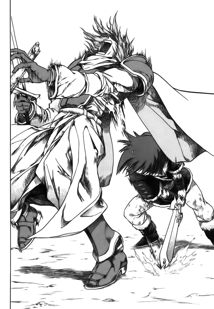 Fire Emblem - Hasha no Tsurugi chap 003 trang 35