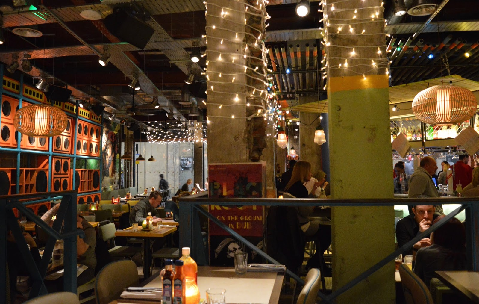 A look inside Turtle Bay Newcastle interior