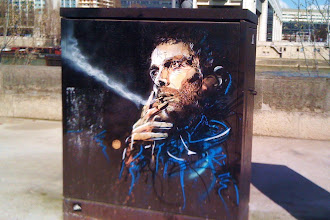Sunday Street Art : C215 - Jon Cartwright - Quai d'Austerlitz - Paris 13