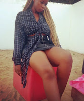 bel%2Baki - Thirst Trap! SEXY BEL AKINYI parades her thunder thighs on social media and men are going nuts (LOOK)