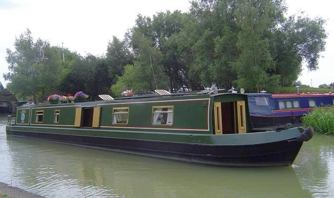 Canal Boats: Canal Boats And Barges For Sale