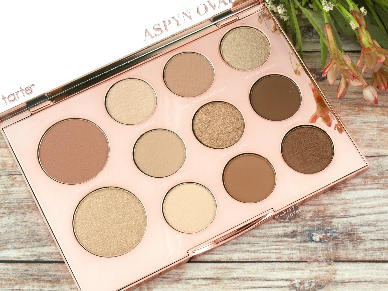 Tarte | Aspyn Ovard Eye & Cheek Palette: Review and Swatches