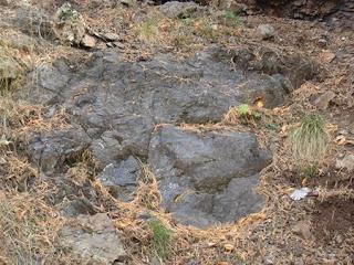 Mangan dalam Batuan