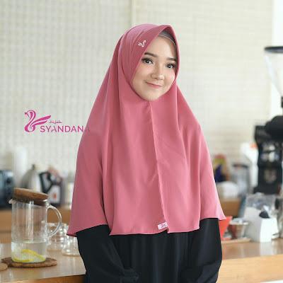 jilbab syar'i segi empat