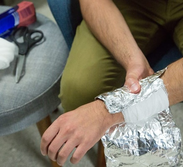 3 Incredible Uses Of Aluminum Foil!